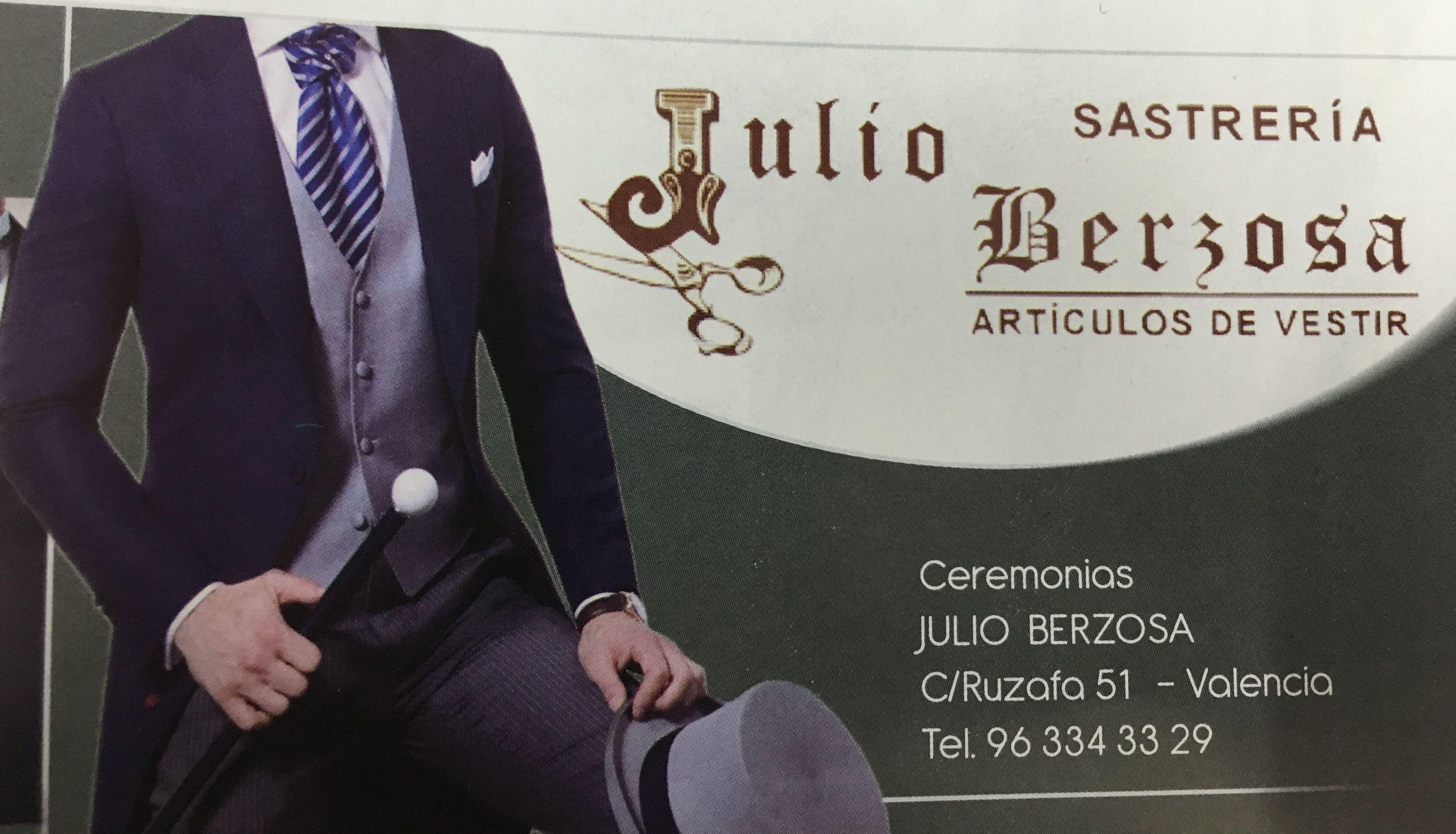 Foto 1 de Sastrería en Valencia | Sastrería Julio Berzosa