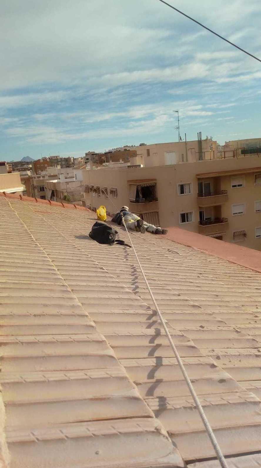 Todo tipo de impermeabilización de canales Alicante