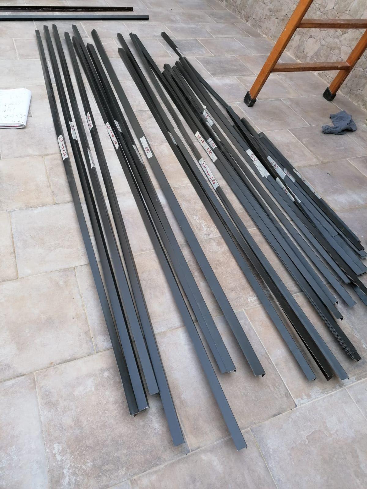 Expertos en cantoneras de aluminio