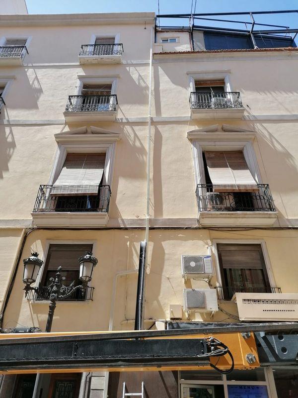 Instalación de canalones de aluminio en Alicante