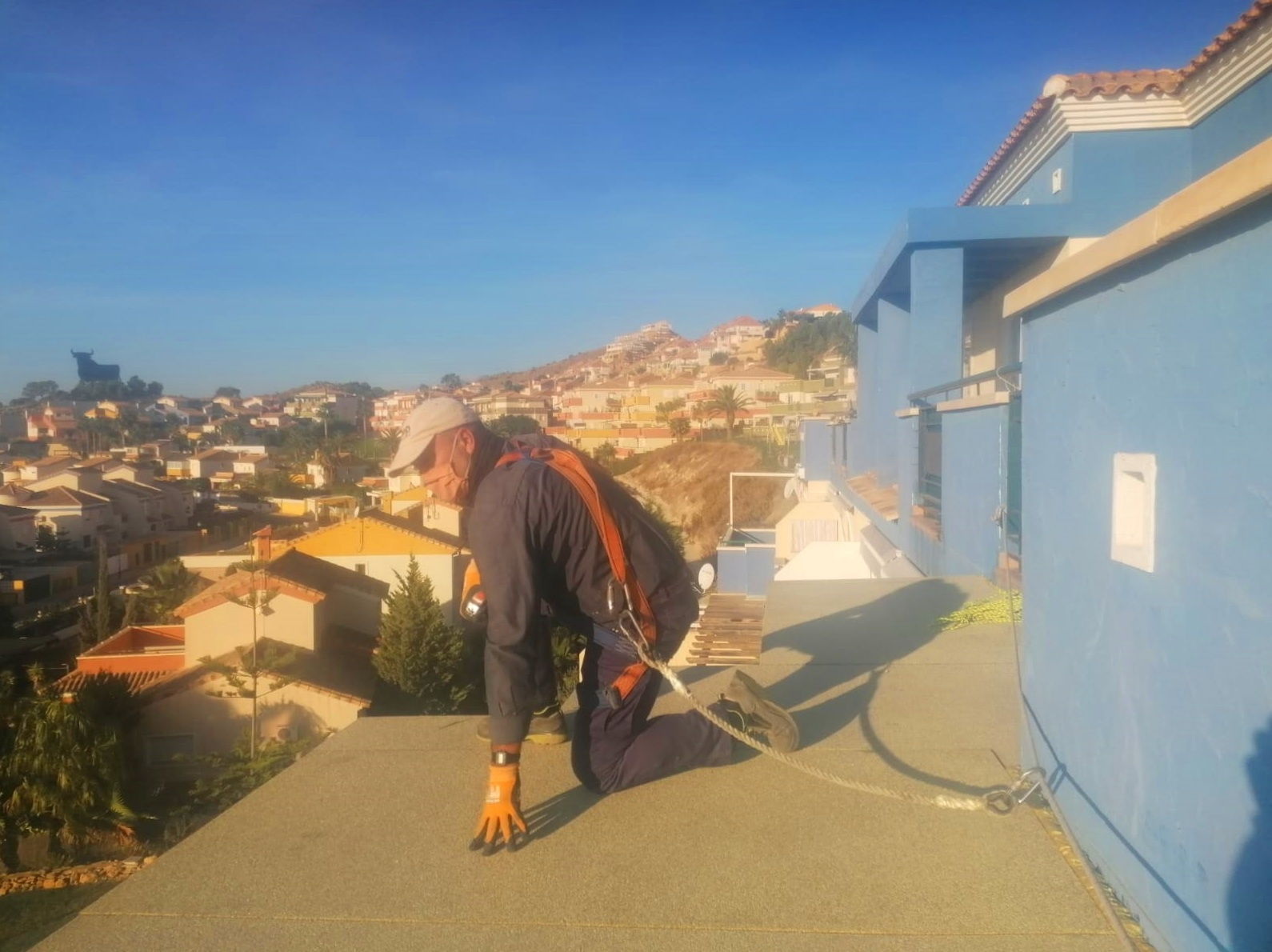 Canalones y bajantes en Elche, Alicante