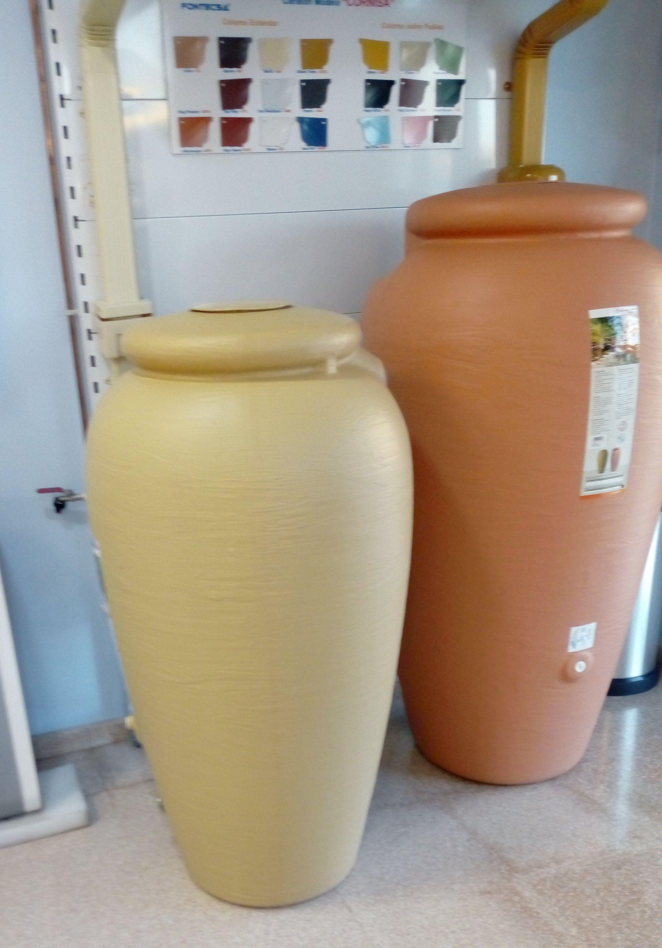 Depósitos de agua: Servicios de Vicente Canalones