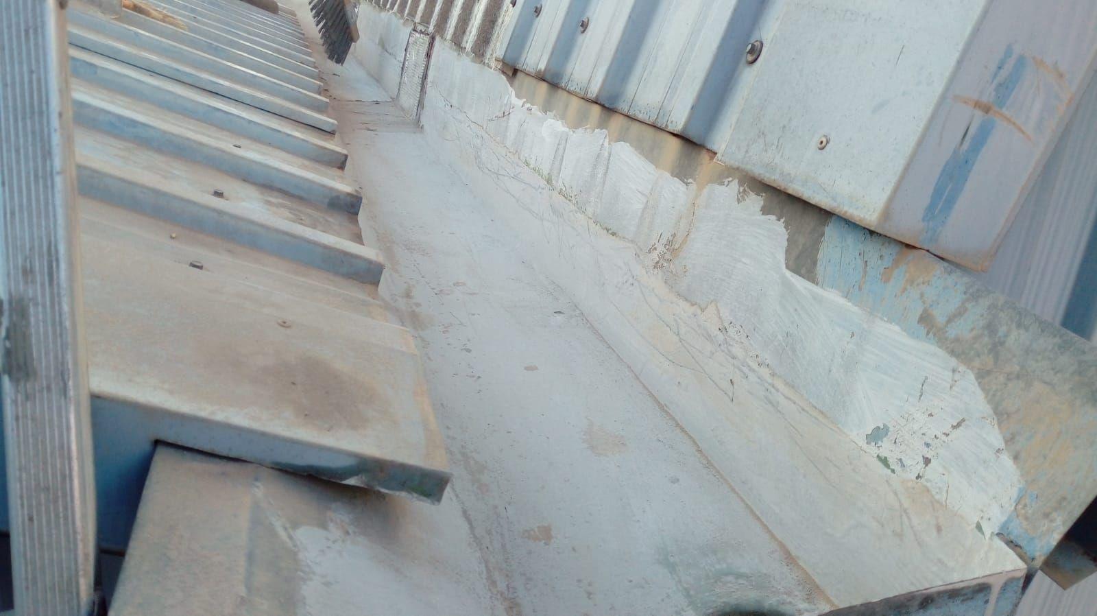 Foto 250 de Instalación de canalones de aluminio en  | Vicente Canalones