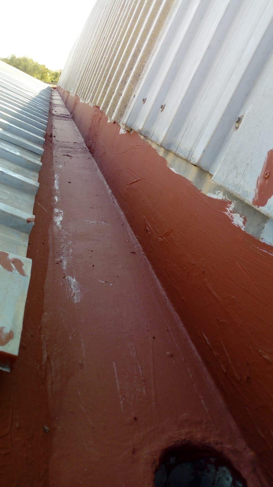 Foto 200 de Instalación de canalones de aluminio en  | Vicente Canalones