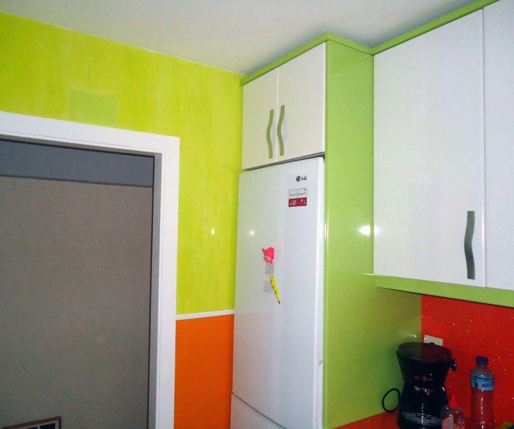 Trabajos de instalación de cocinas en Madrid