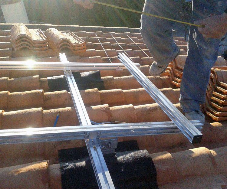 Proyectos de instalaciones de calor solar en Madrid