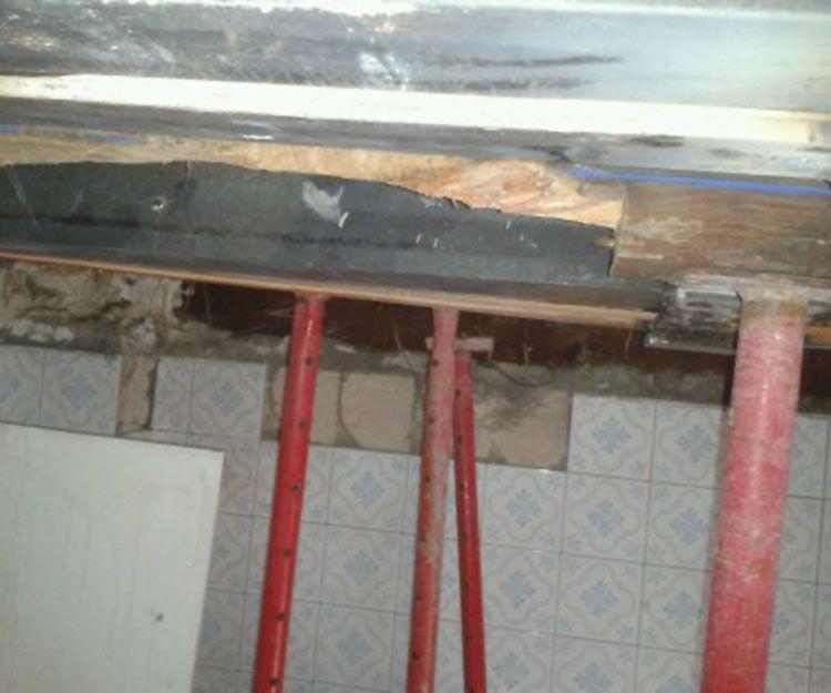 Proyectos de reparación de forjados en Madrid