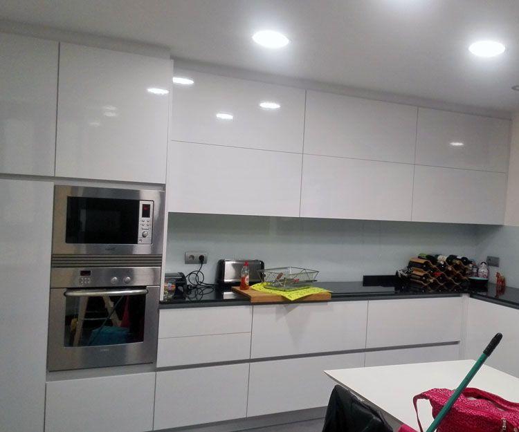 Proyectos de instalación de cocinas en Madrid