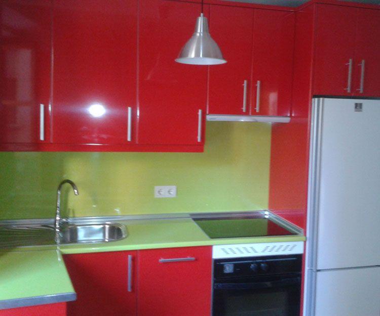 Proyectos de reformas e instalación de cocinas en Madrid