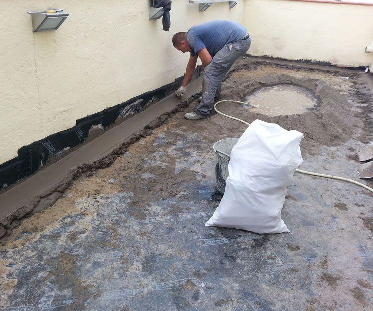 Especialistas en impermeabilización de terrazas en Madrid