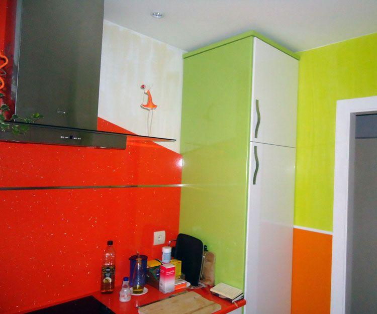 Reformas e instalación de cocinas en Madrid
