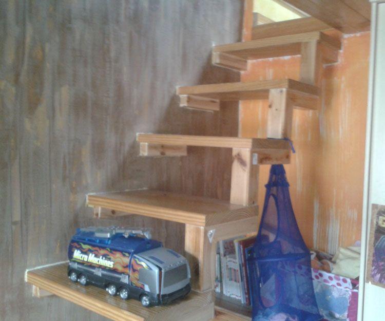Empresa especializada en escaleras de madera insitu en Madrid