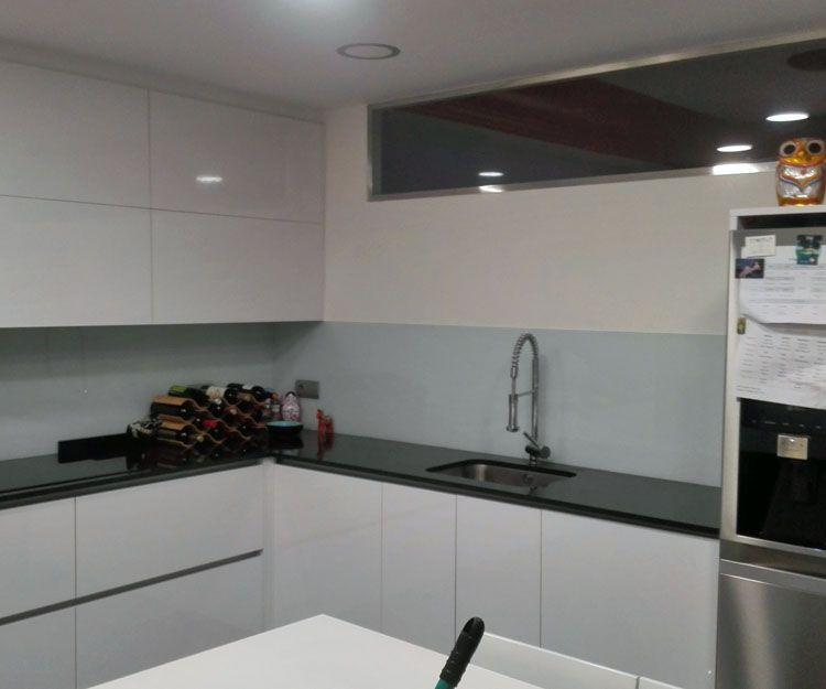 Trabajos de reformas e instalación de cocinas en Madrid