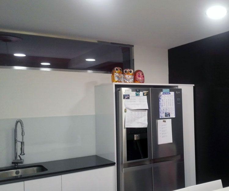 Empresa de instalación de cocinas en Madrid
