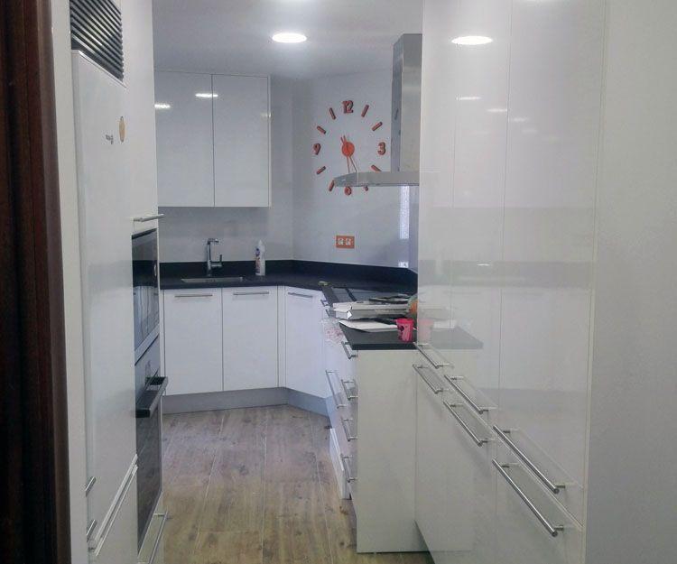 Empresa de reformas e instalación de cocinas en Madrid