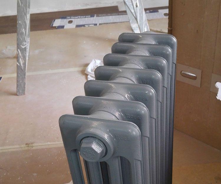 Decapado de radiadores en Madrid