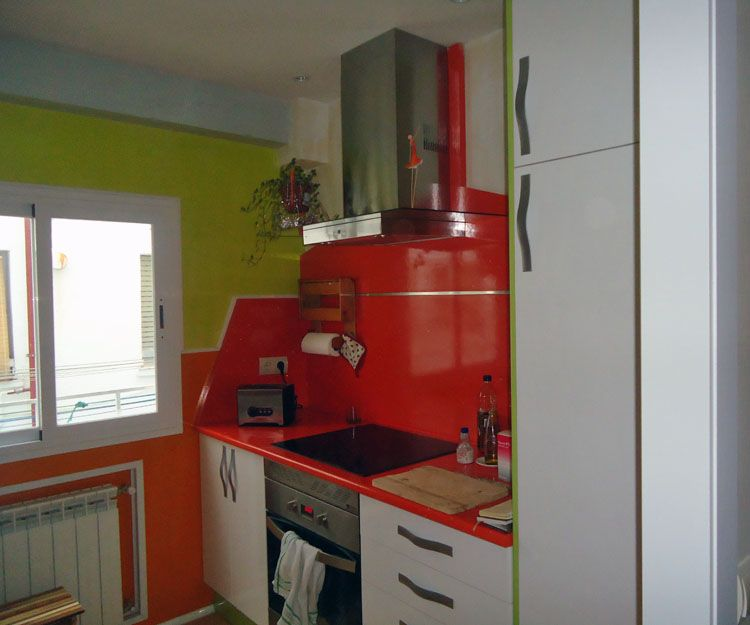 Instalación de cocinas en Madrid