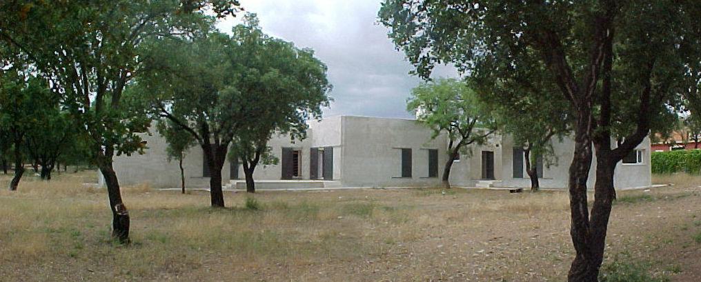 Vivienda en Río Caya. Badajoz