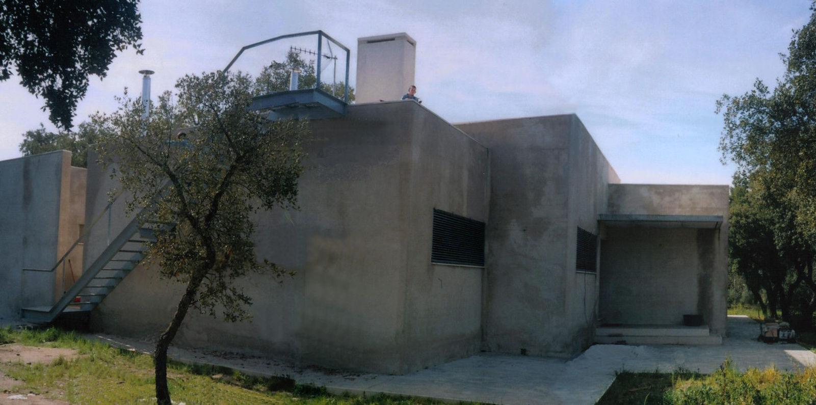 Vivienda en Río Caya de Badajoz