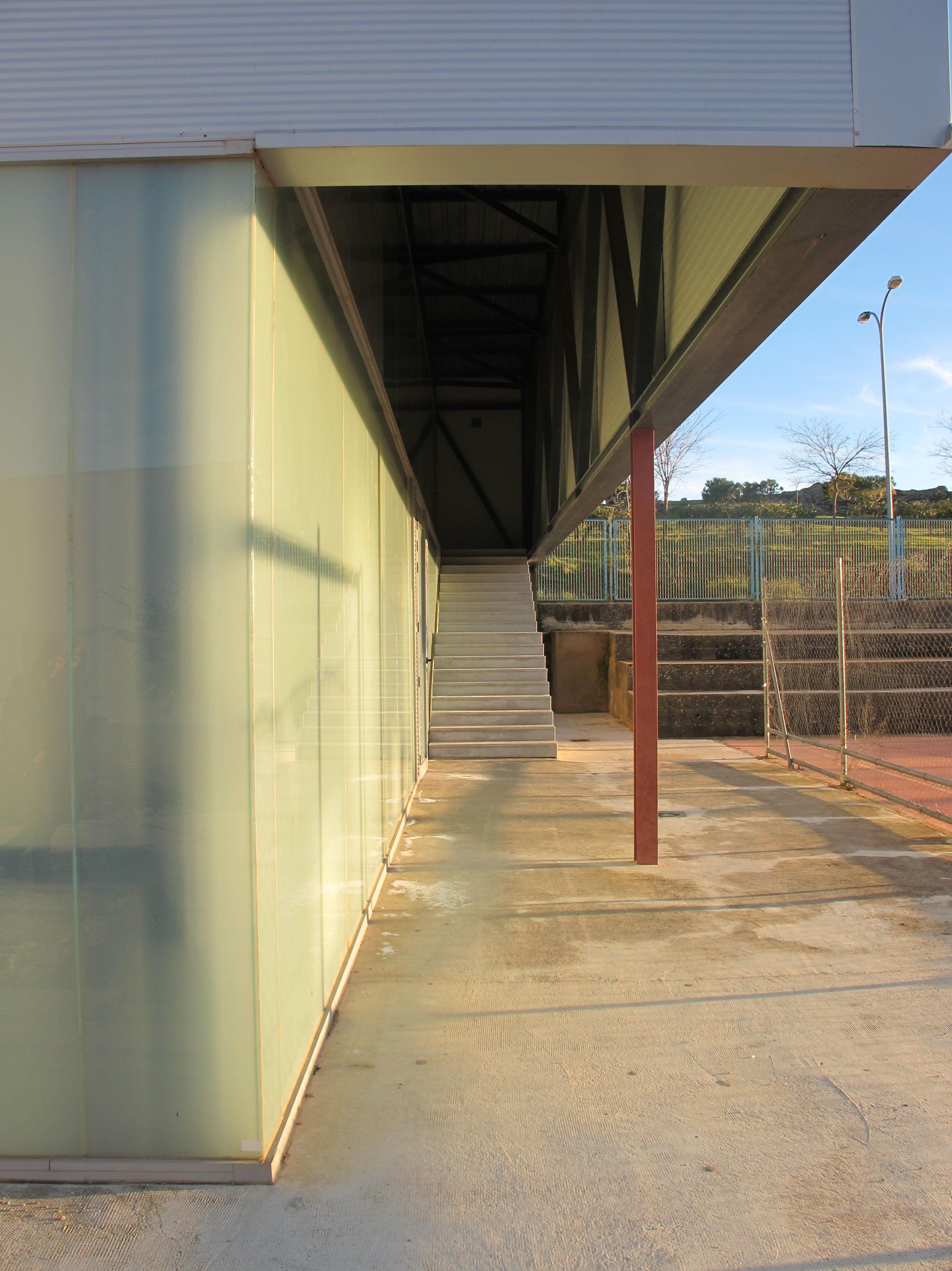 Gimnasio en Llerena (Badajoz)