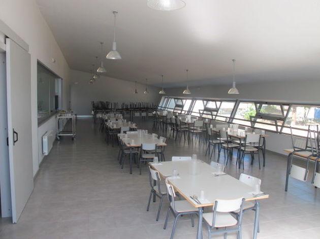 Comedor para IES. Calamonte (Badajoz)