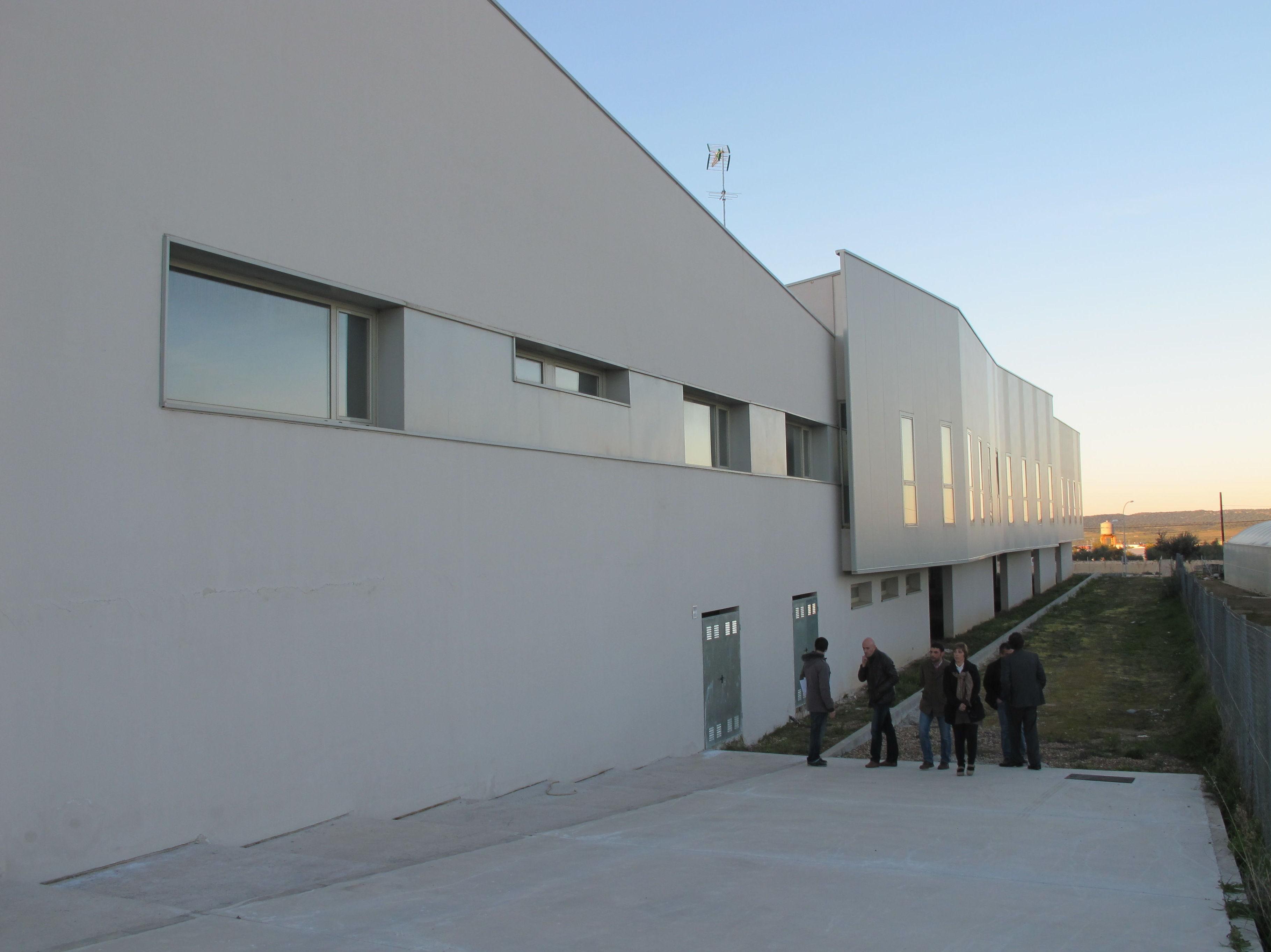 Residencia de ancianos en San Vicente de Alcántara (Badajoz)