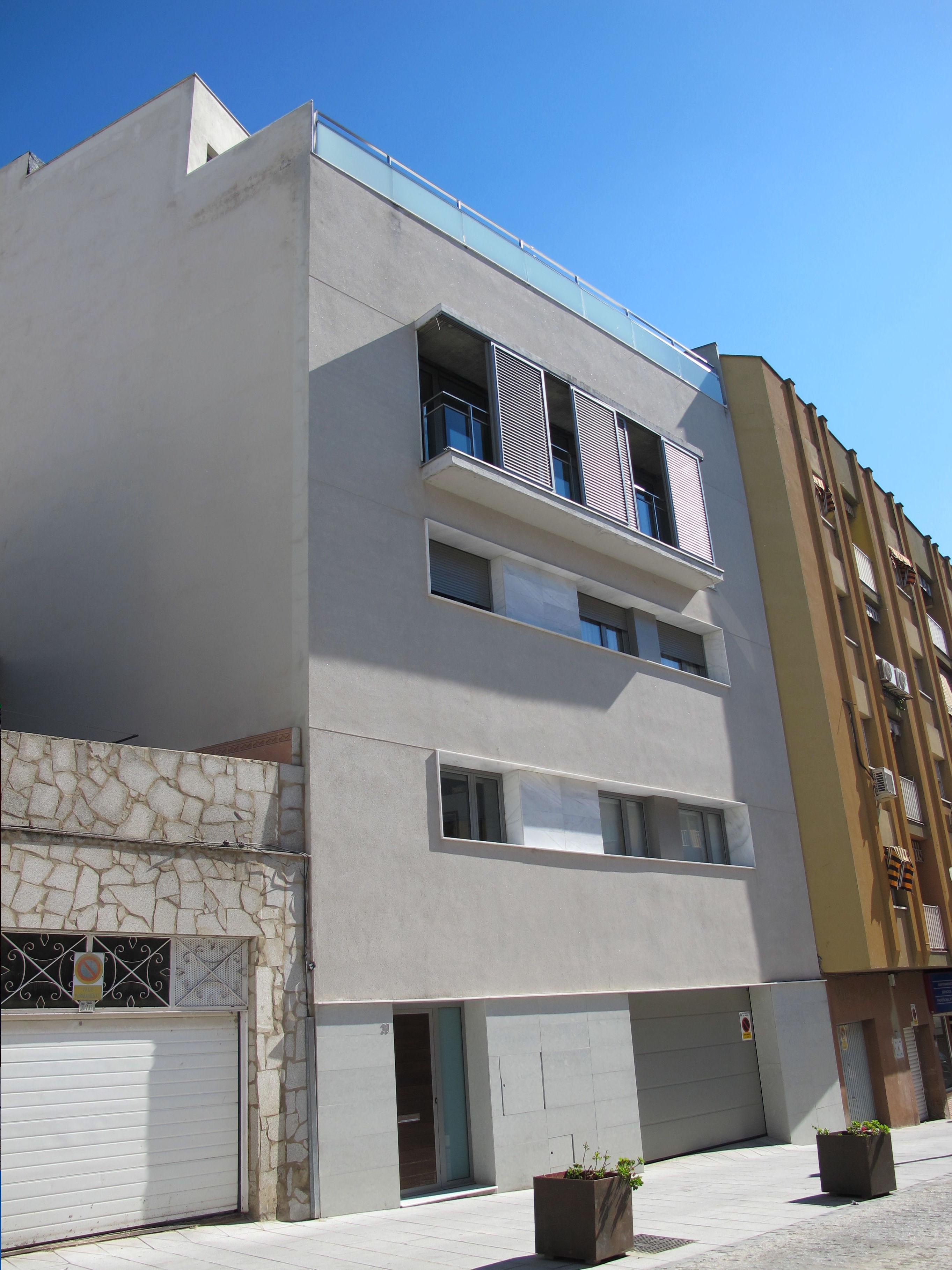 Vivienda en calle Morería. Mérida