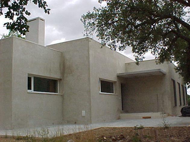 Vivienda en Río Caya (Badajoz)