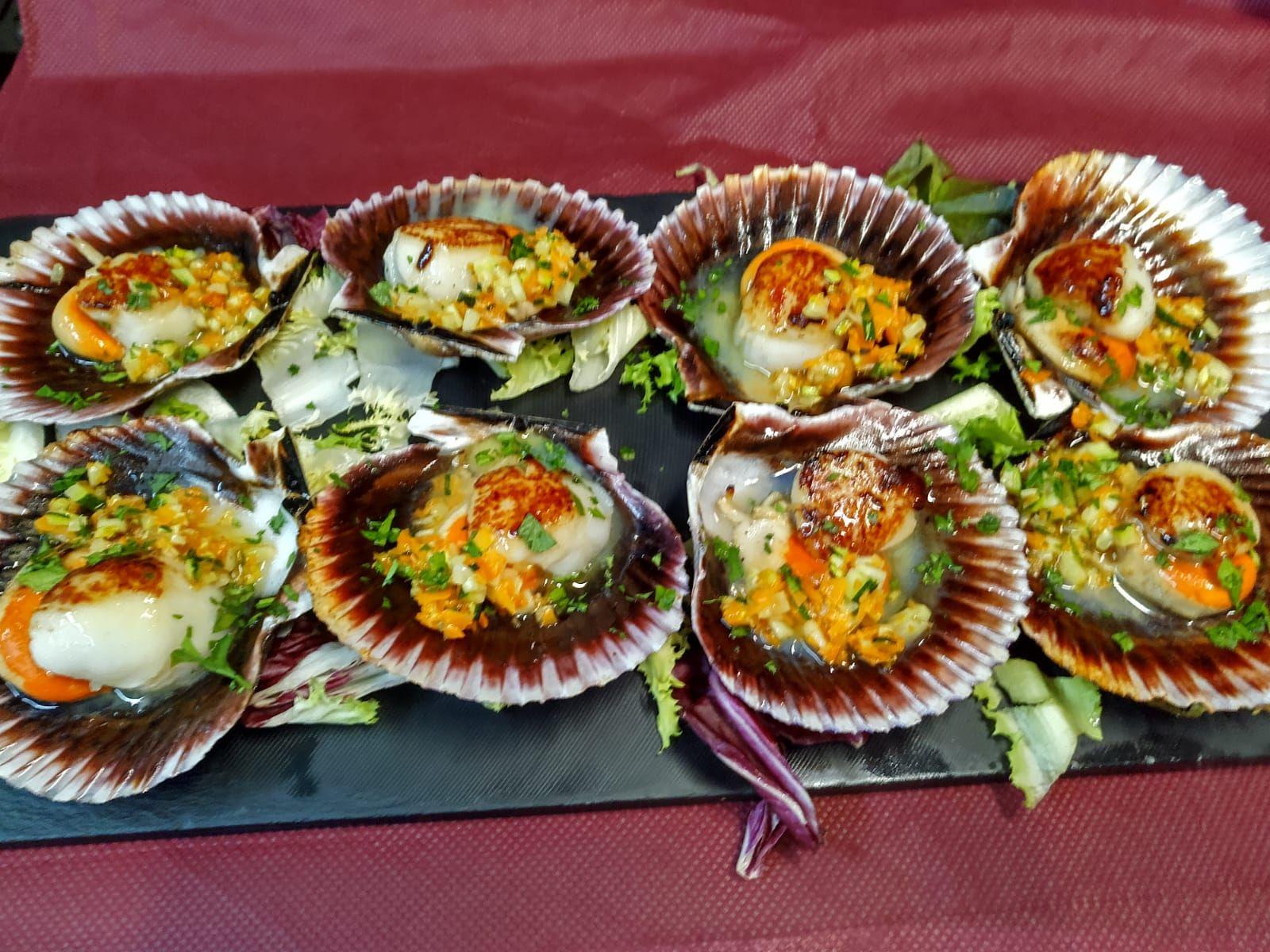 Foto 4 de Cocina creativa en As Lagoas | Nova Lua Chea Vinoteca