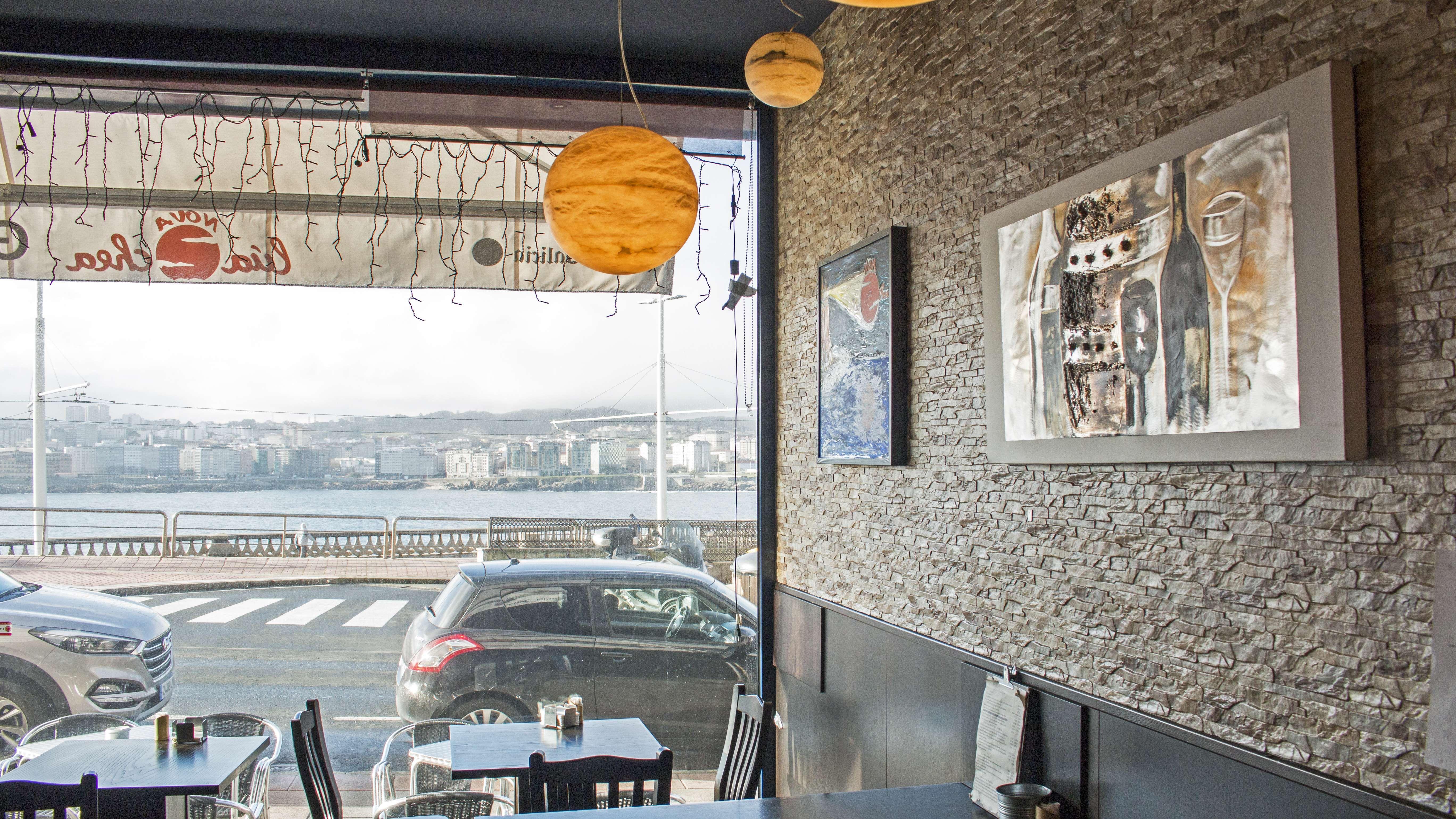 Restaurante de referencia en A Coruña