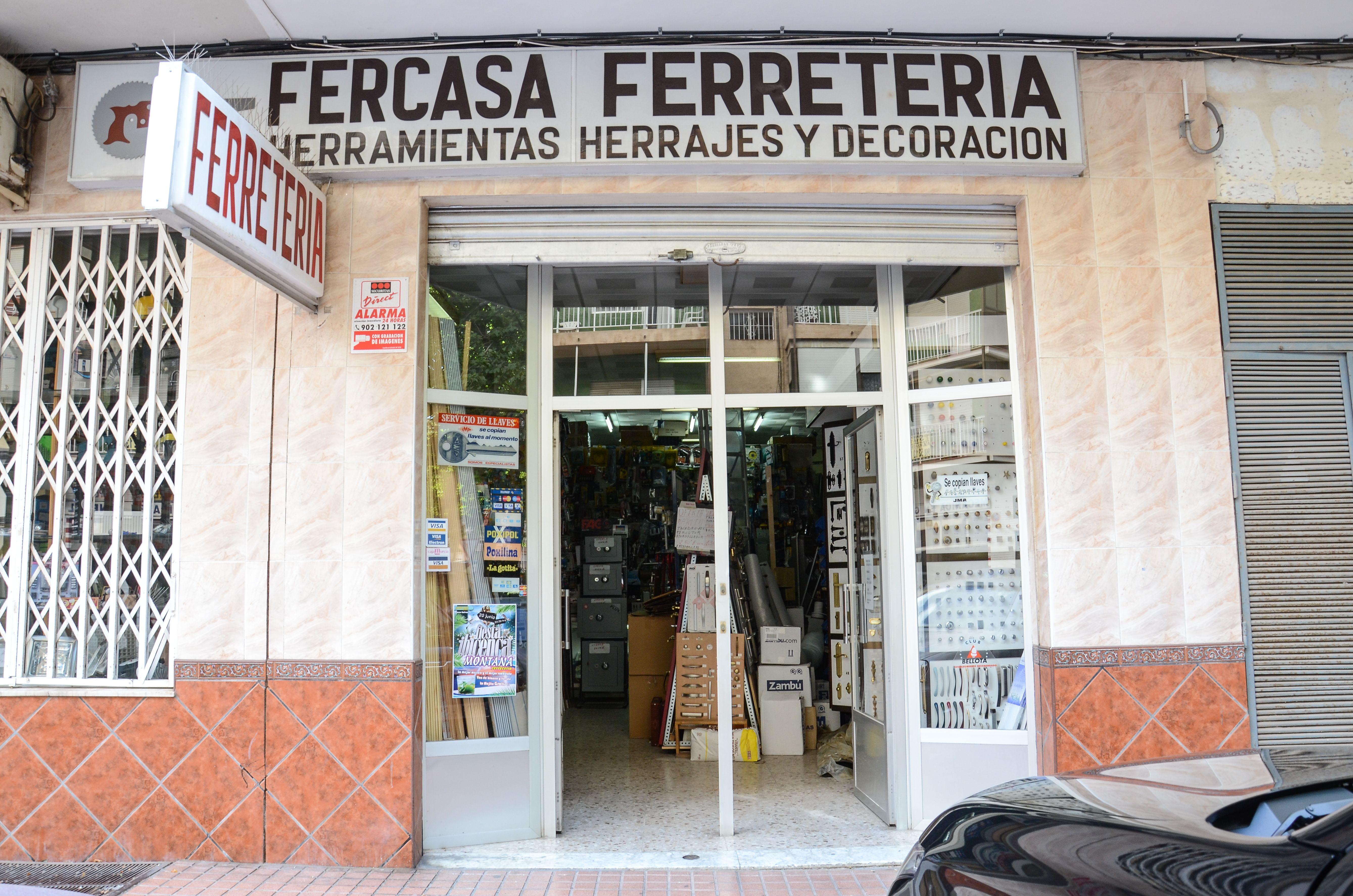 Foto 3 de Ferretería en Cartagena | Fercasa