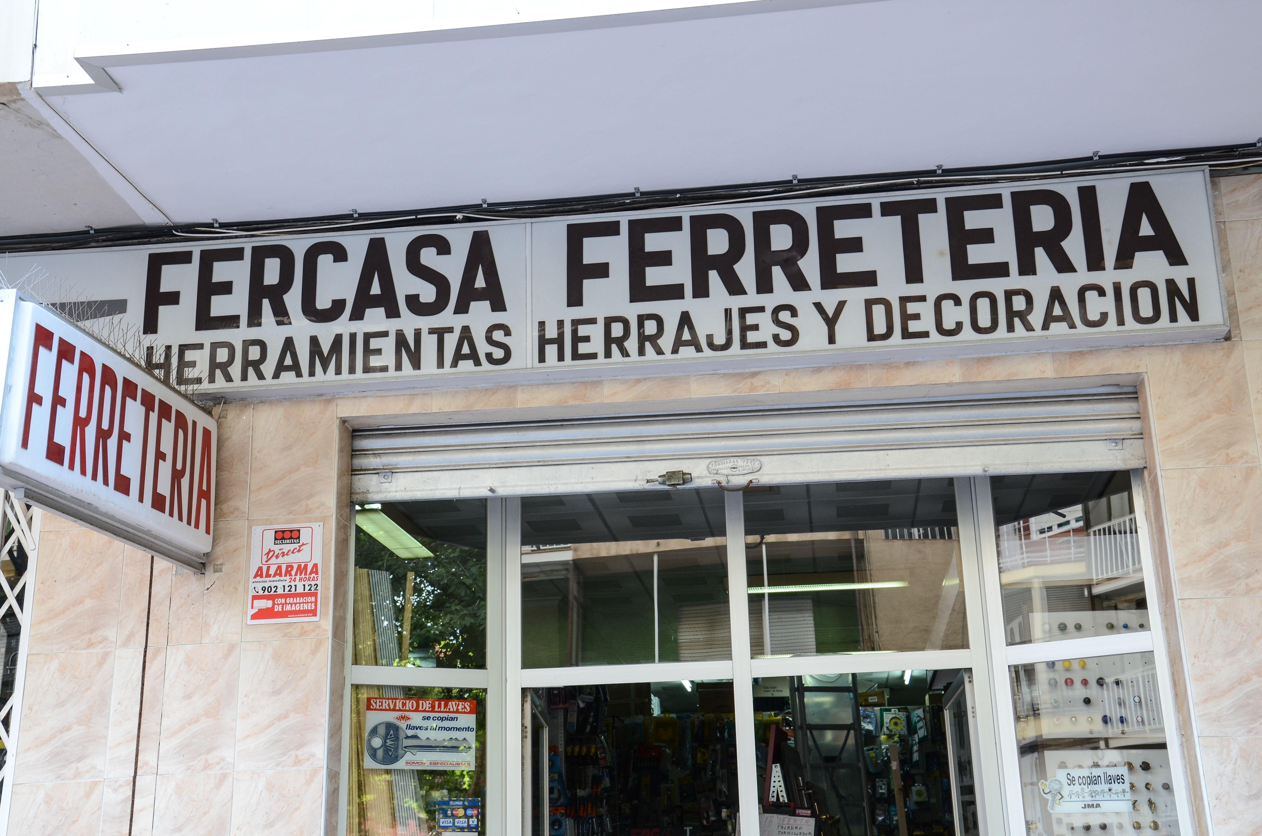 Foto 2 de Ferretería en Cartagena | Fercasa