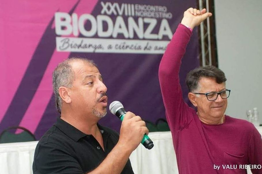 Escuela de Biodanza de Zaragoza. Augusto Madalena.
