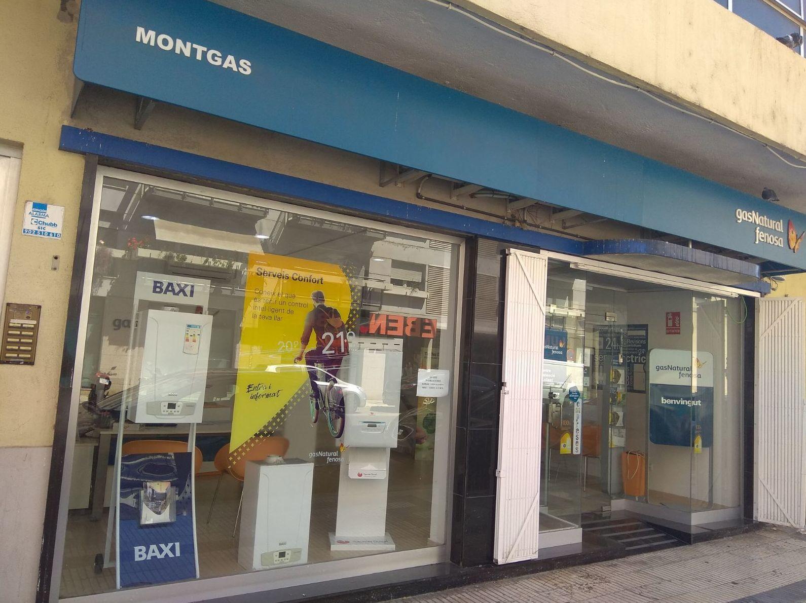 Foto 1 de Venta y reparación de calderas, calentadores, aires acondicionados y electrodomésticos en - Castelló de la Plana | J.L. Montgas, S.L.
