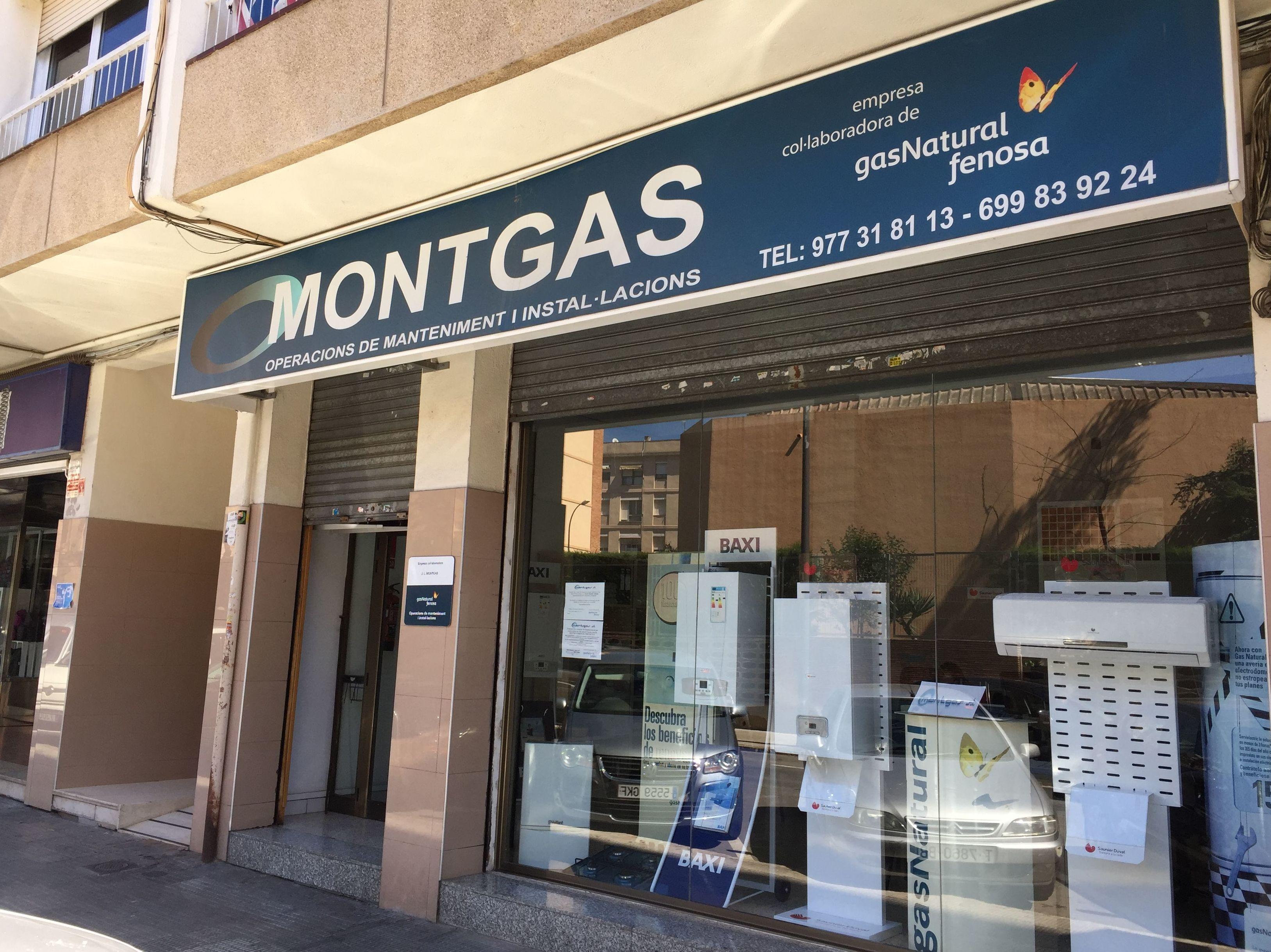 Foto 2 de Venta y reparación de calderas, calentadores, aires acondicionados y electrodomésticos en - Castelló de la Plana | J.L. Montgas, S.L.