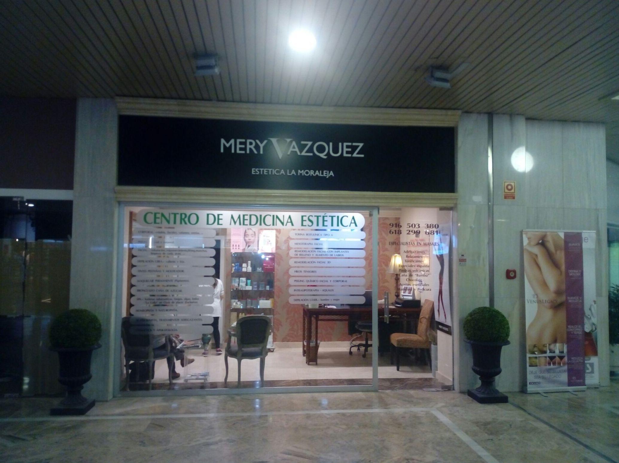 Foto 10 de Centro de Medicina estética de referencia en Alcobendas | Centro de Medicina Estética  Mery Vázquez