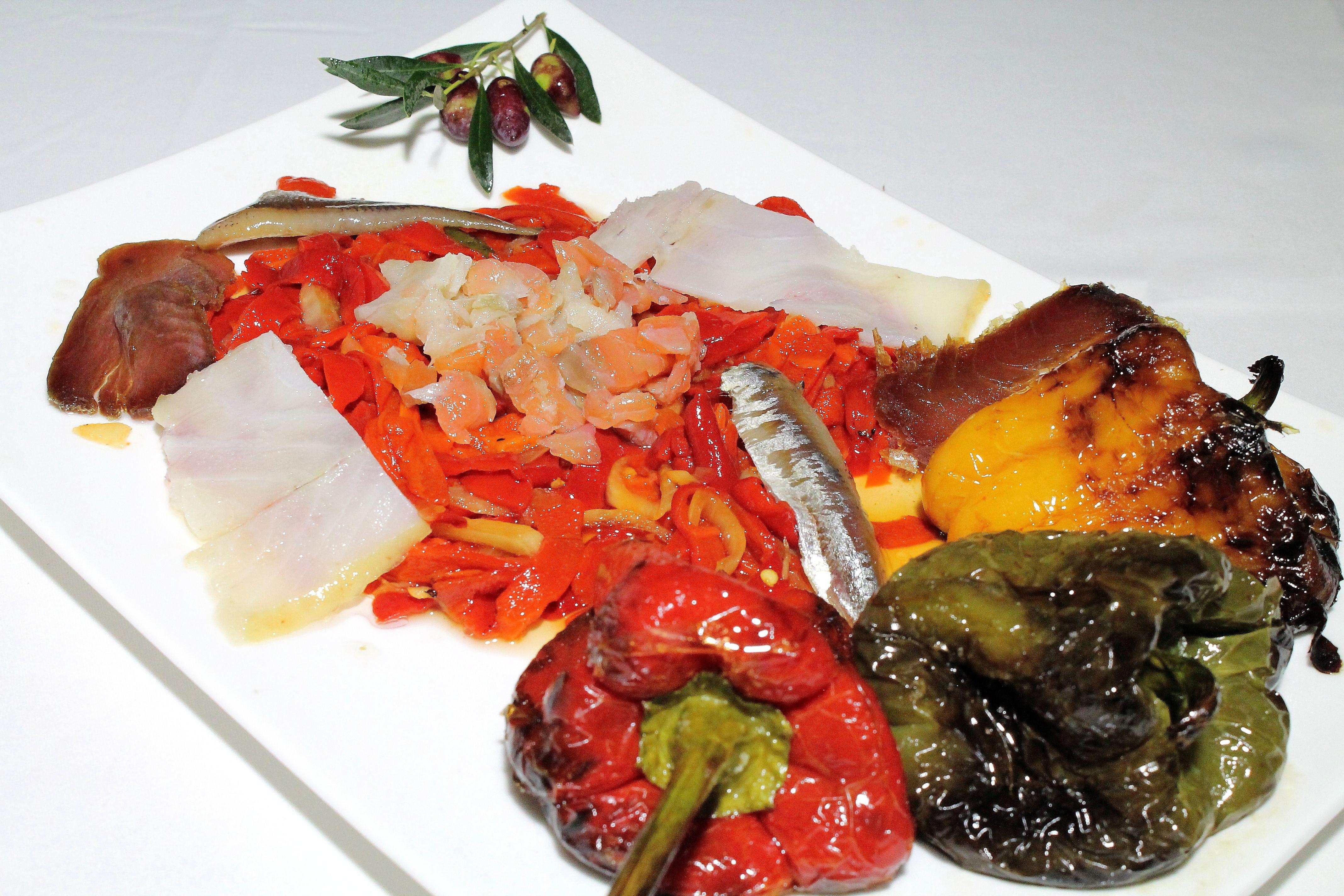 Comida mediterránea en Tetuán, Madrid