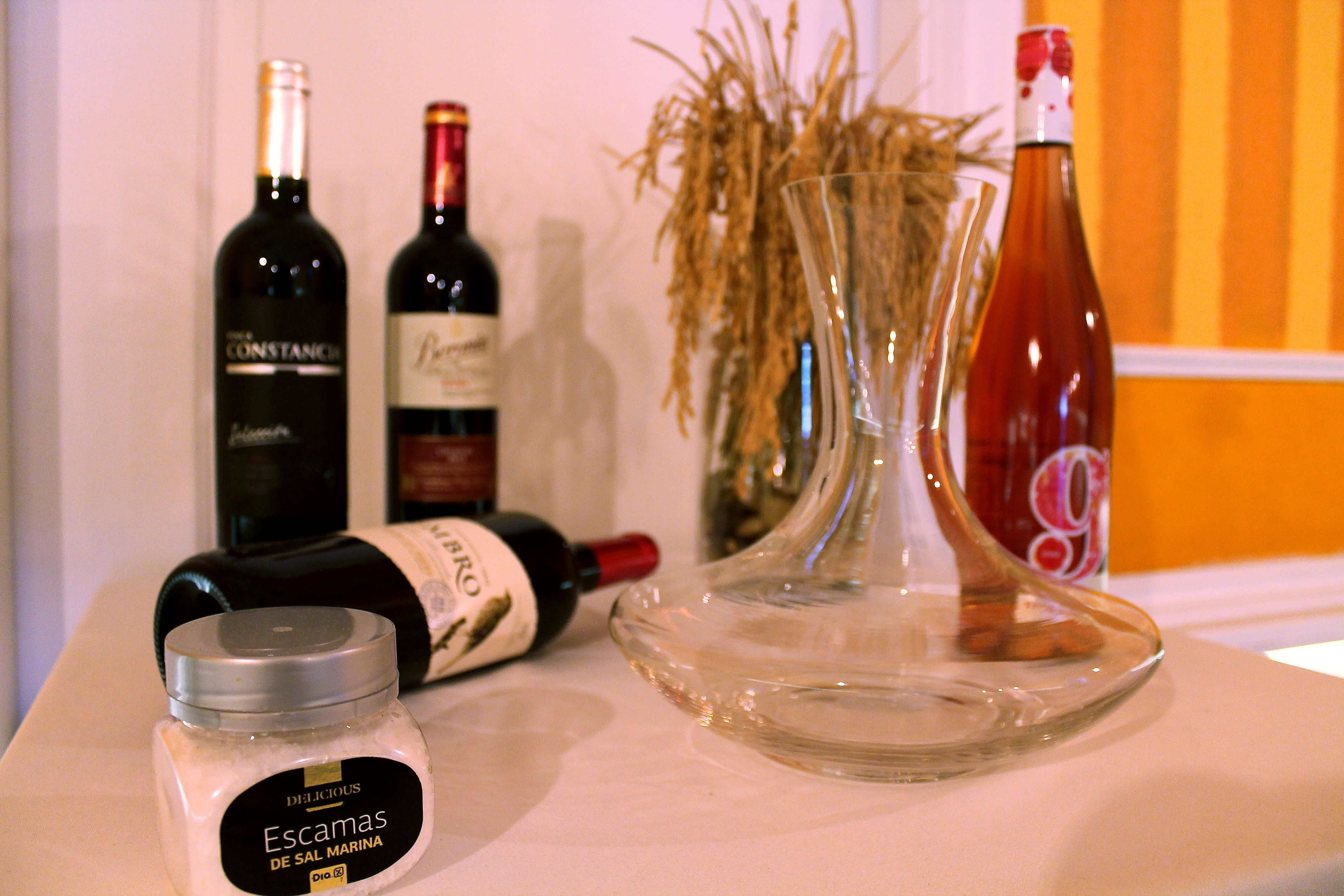 Amplia variedad de vinos en nuestro restaurante en Tetuán, Madrid