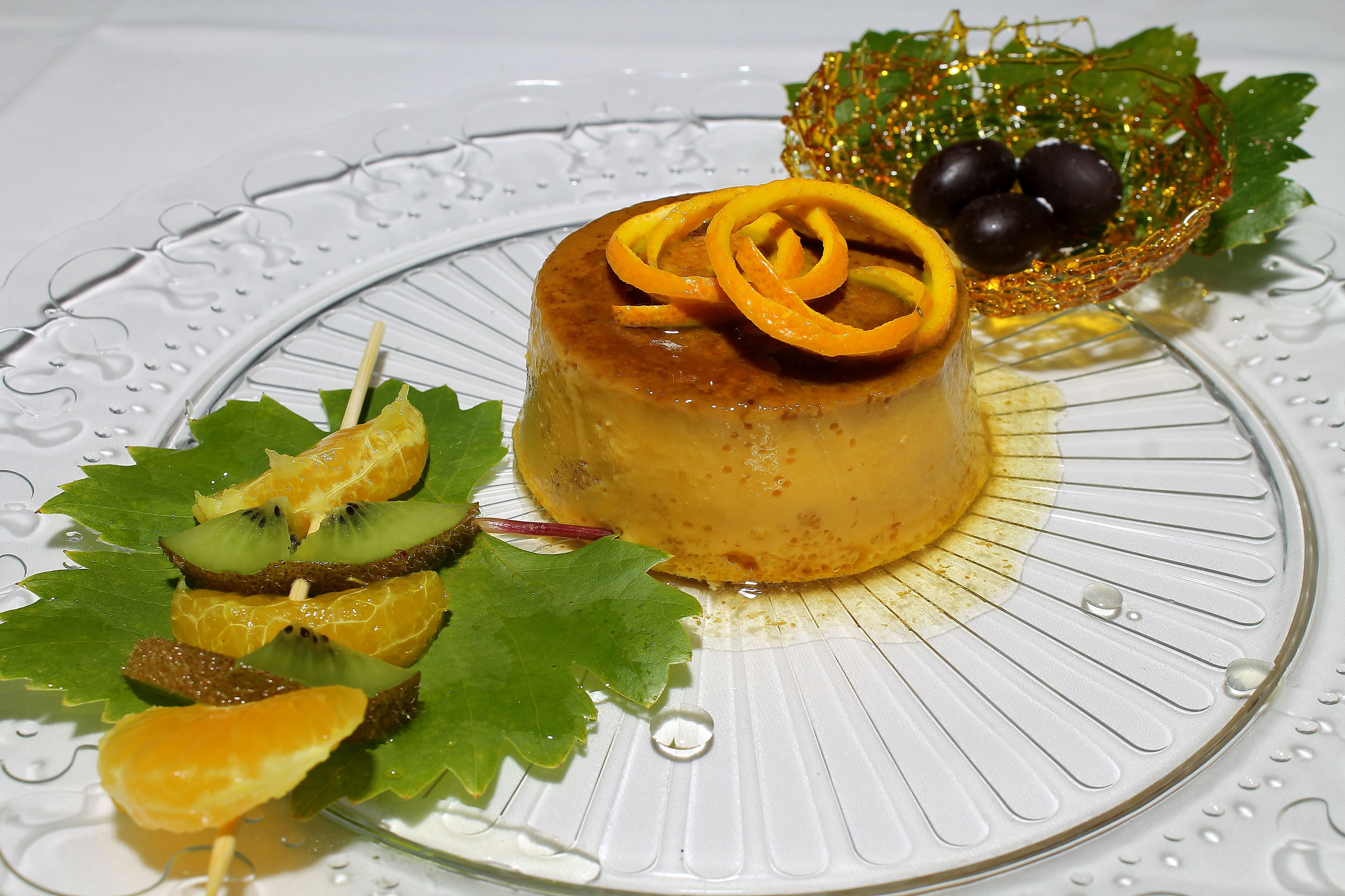 Comida mediterránea y postres caseros en Tetuán, Madrid