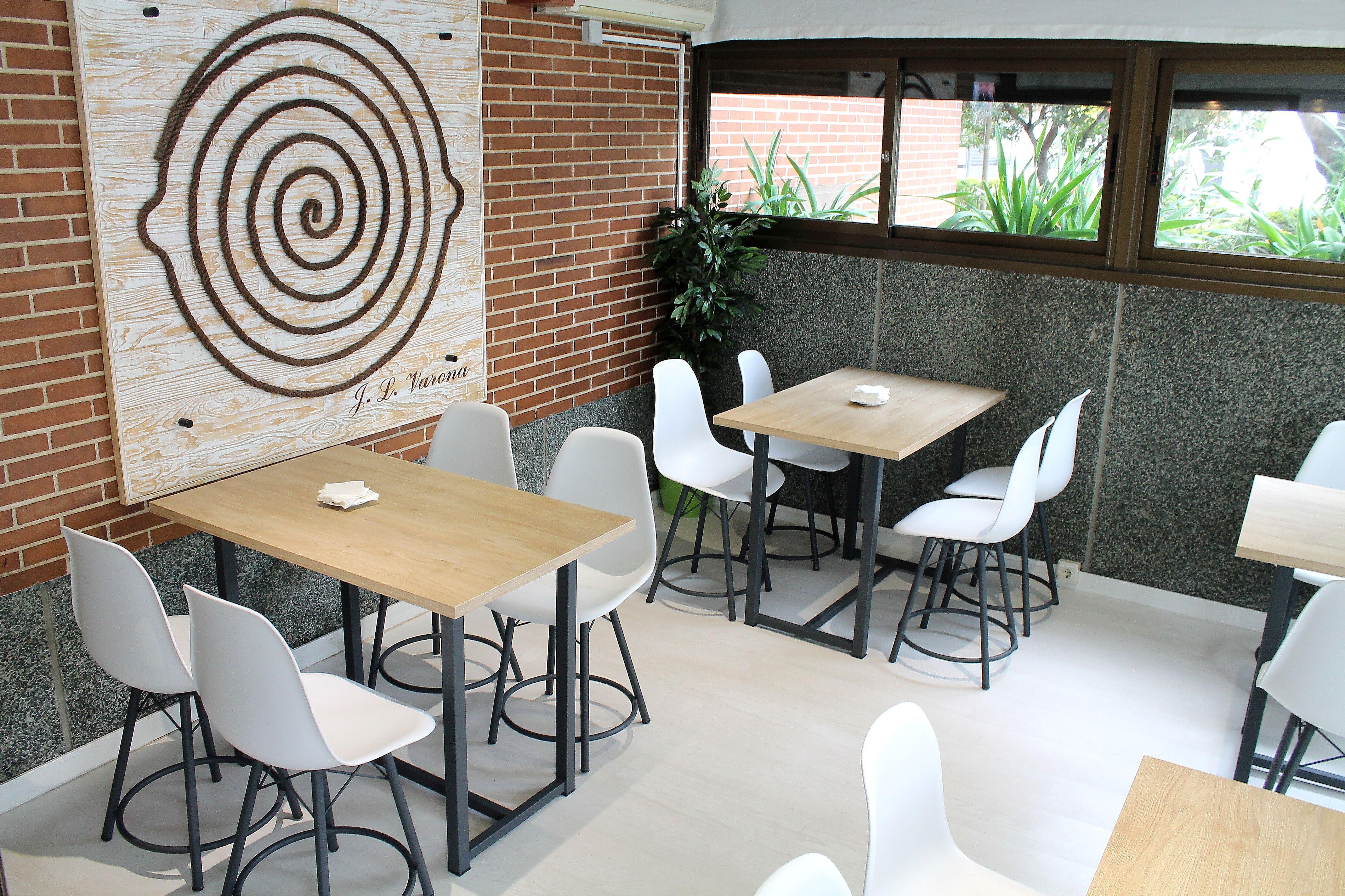 Instalaciones de nuestro restaurante en Tetuán, Madrid