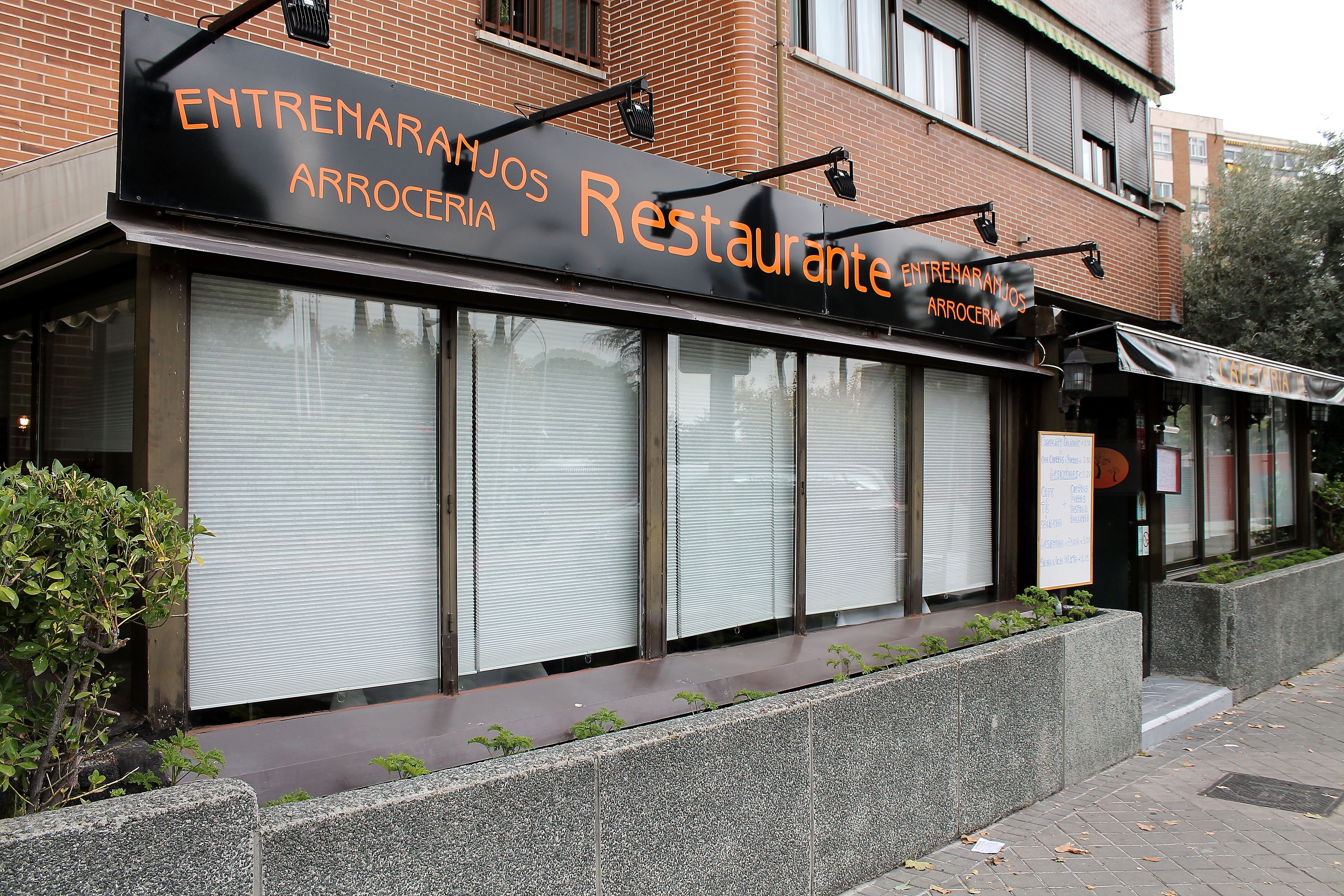 Restaurante arrocería en Tetuán, Madrid