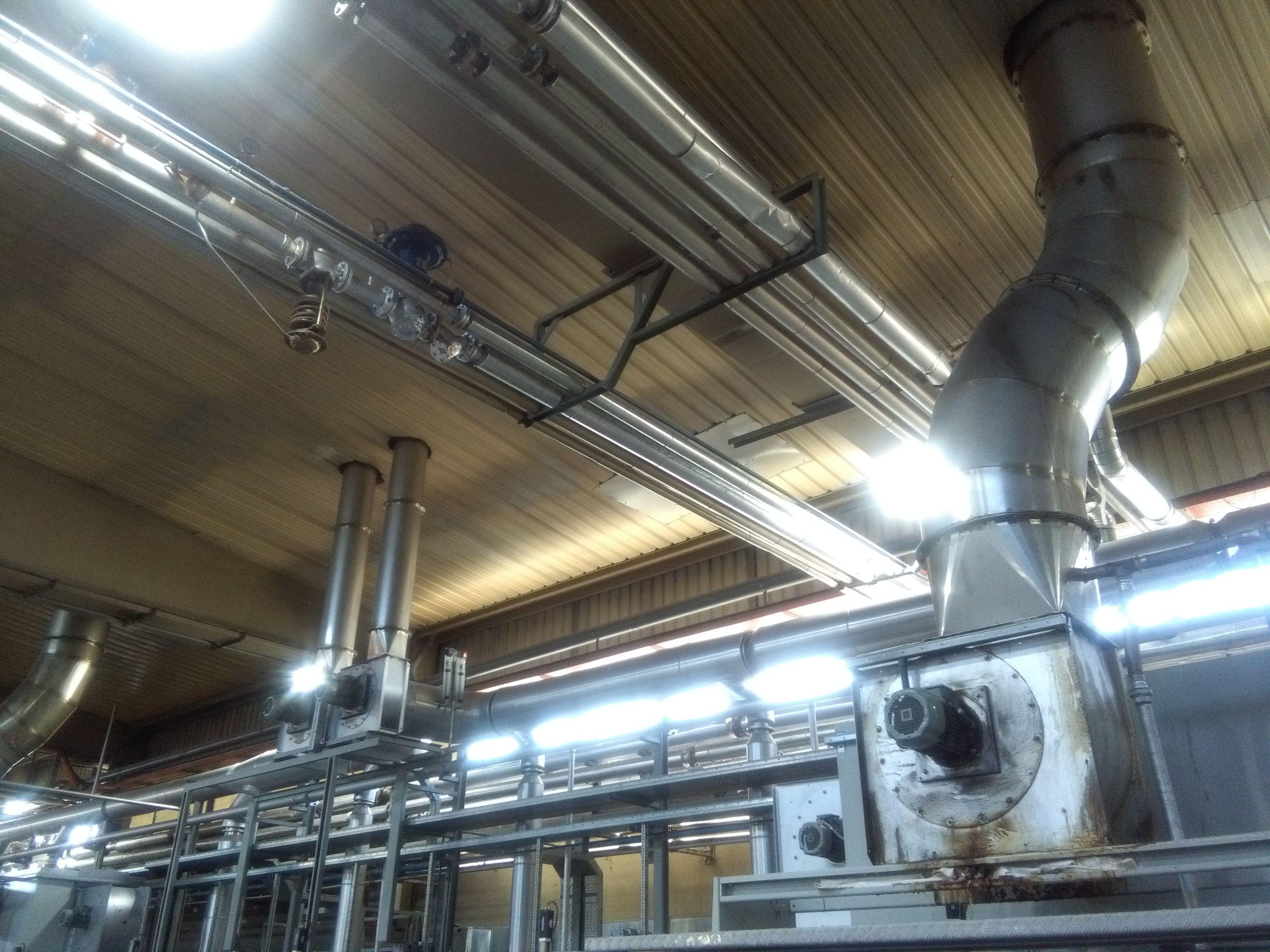 Foto 20 de Calderería industrial en Picassent | Talleres Áncora, S.L.