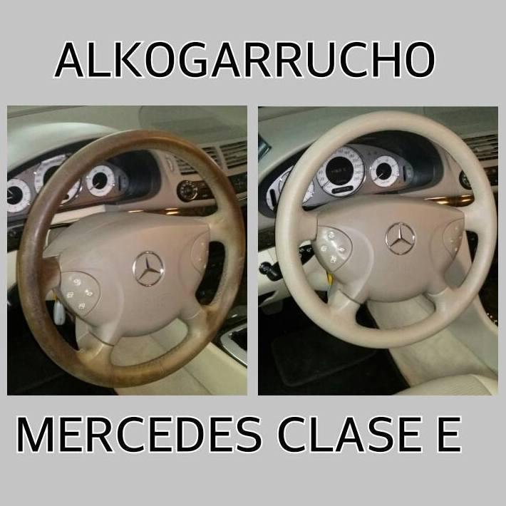 Tapizado de volante