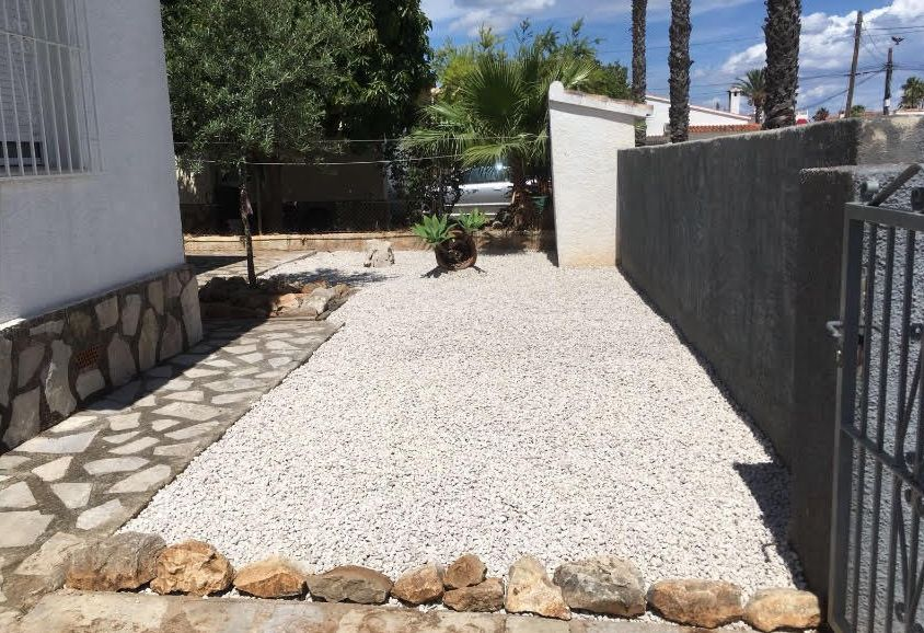 Mantenimiento de jardines Oliva