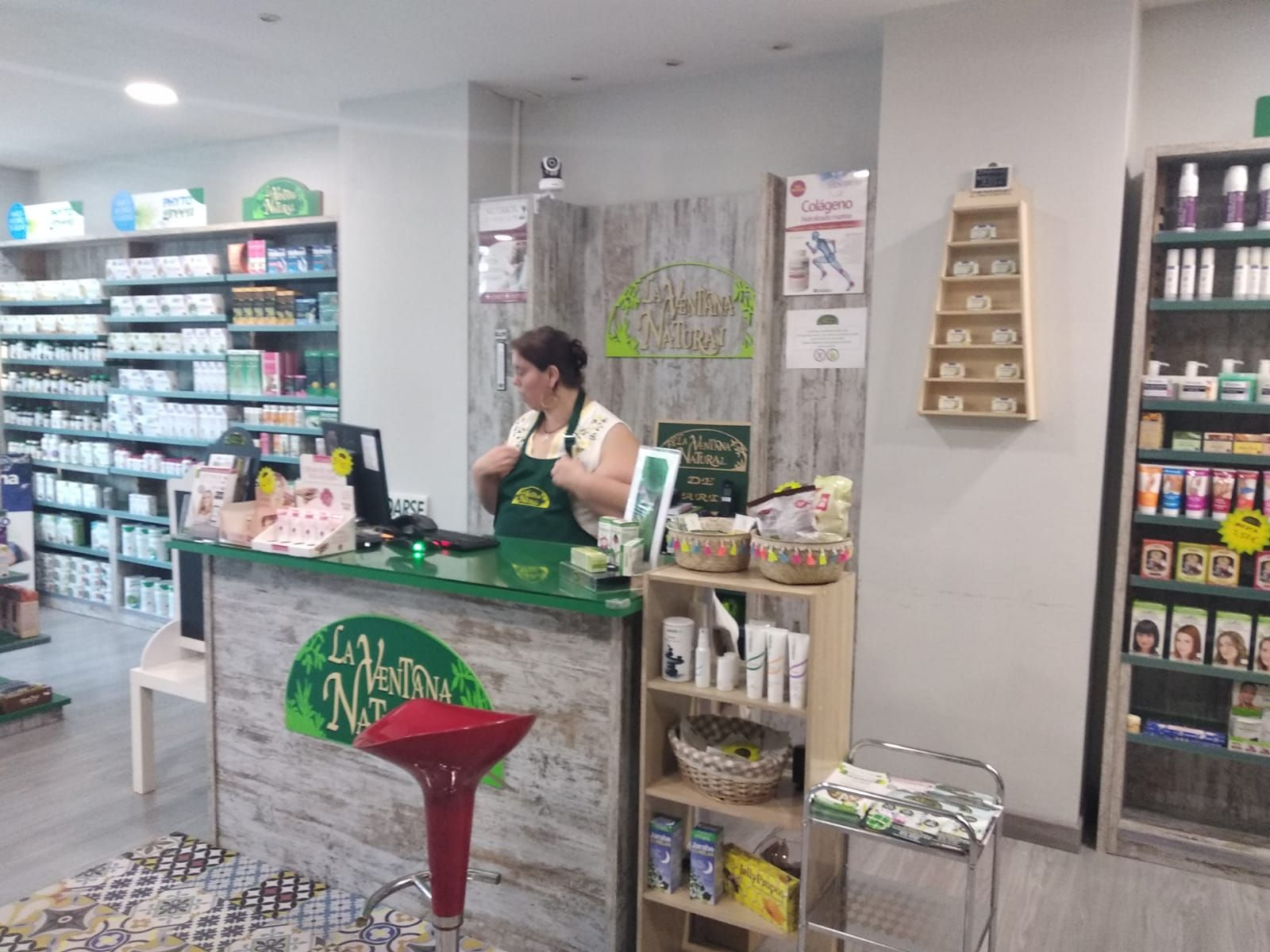 Herbolario y dietética en Manresa