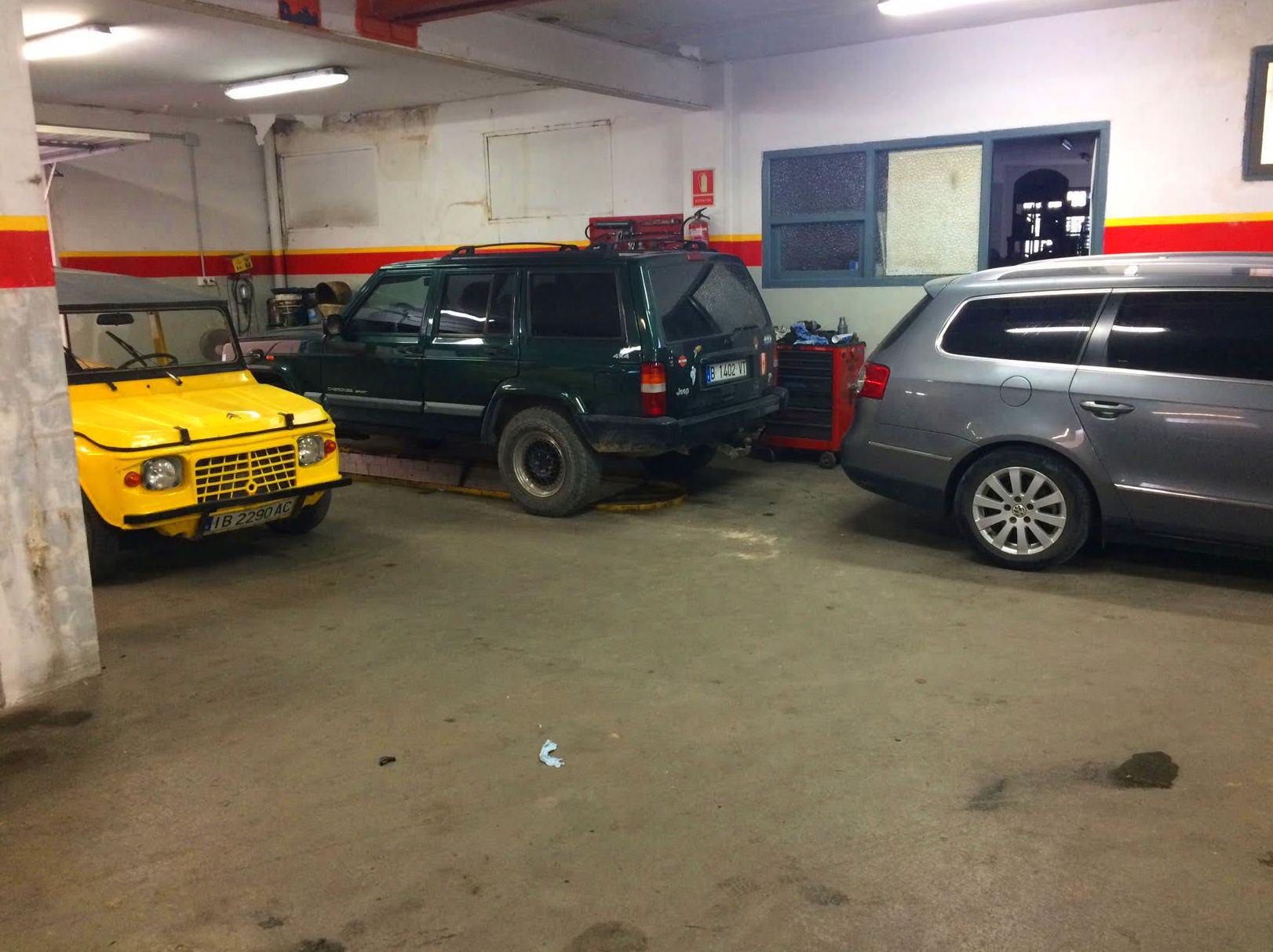 Foto 2 de Talleres de automóviles en Formentera | Taller San Fernando Motor