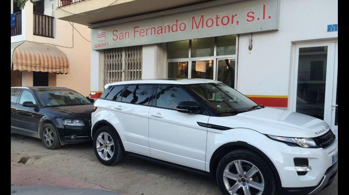 Foto 5 de Talleres de automóviles en Formentera | Taller San Fernando Motor