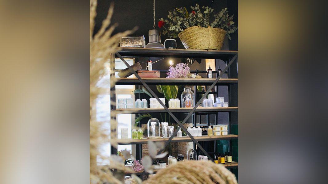 Salón de peluquería exclusivo en Valencia