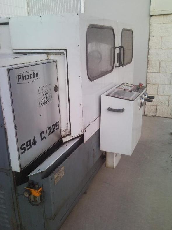Pinacho S94-C20: Maquinaria de Mecanizados Jasa