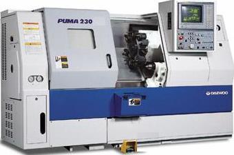 DAEWOO PUMA: Maquinaria de Mecanizados Jasa